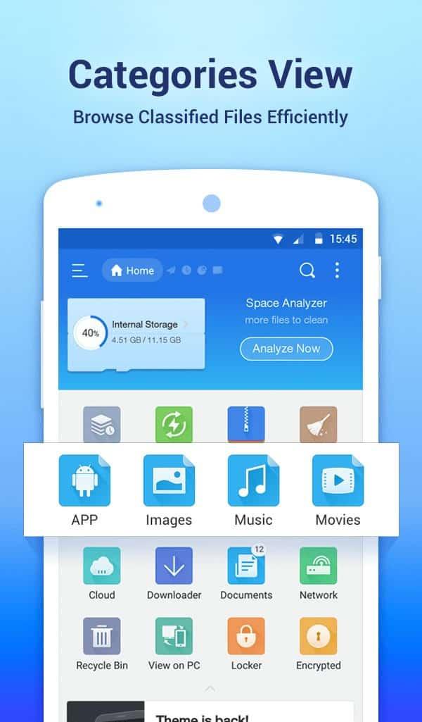 ES File Manager   File Explorer Image 3