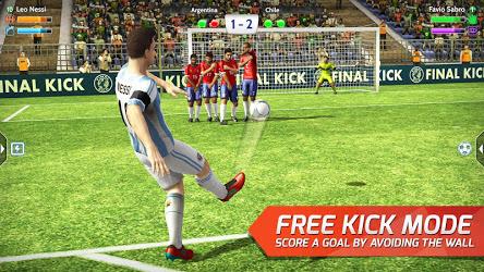 Final kick 2021 Image 2