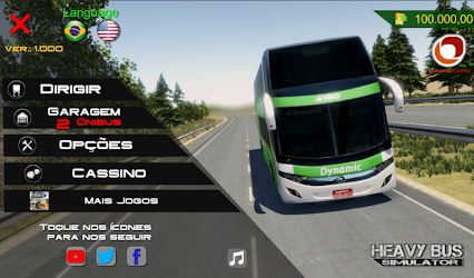 Heavy Bus Simulator Image 4