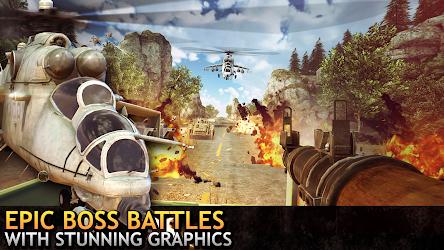 Last Hope Sniper - Zombie War Image 3