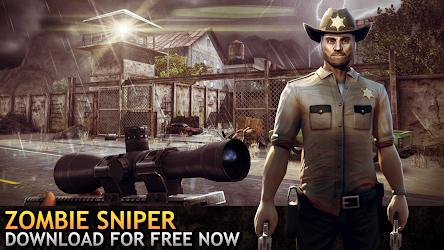 Last Hope Sniper - Zombie War Image 4