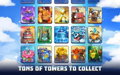 Wild Sky TD: Tower Defense Image 4