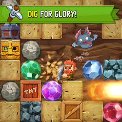 Dig Out! - Gold Digger Adventure Image 1