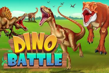 Dino Battle Image 1