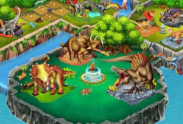 Dino Battle Image 2