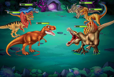 Dino Battle Image 3