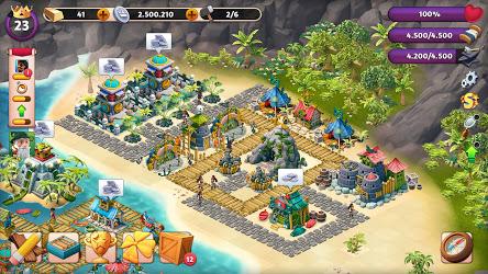 Fantasy Island Sim: Fun Forest Adventure Image 1