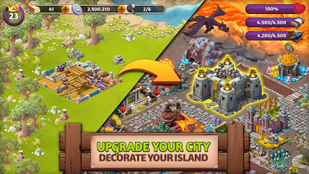 Fantasy Island Sim: Fun Forest Adventure Image 2
