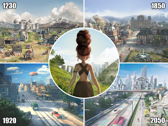 Forge of Empires: Build your City Image 1