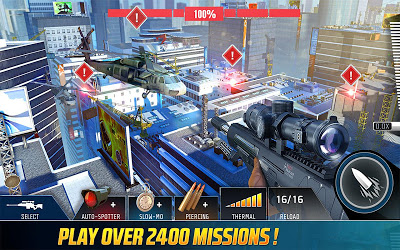Kill Shot Bravo: Free 3D FPS Shooting Sniper Game Image 1