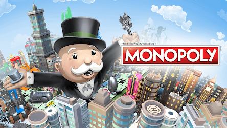 Monopoly - Board game classic about real-estate! Image 1