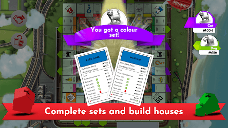 Monopoly - Board game classic about real-estate! Image 4