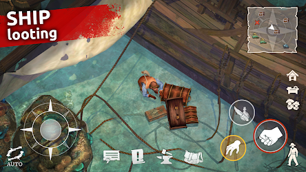 Mutiny: Pirate Survival RPG Image 4