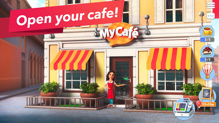 My Cafe: Recipes & Stories Image 1