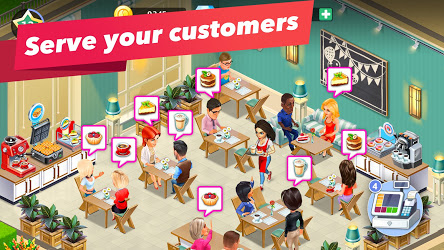 My Cafe: Recipes & Stories Image 2