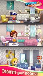 Pocket Family Dreams: Build My Virtual Home Image 2