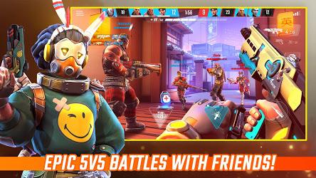 Shadowgun War Games - Online PvP FPS Image 1