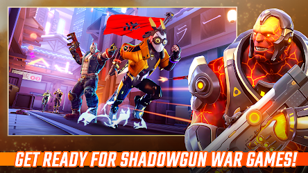 Shadowgun War Games - Online PvP FPS Image 2