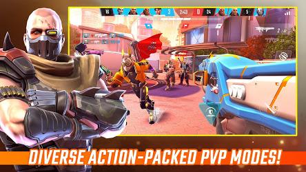 Shadowgun War Games - Online PvP FPS Image 3