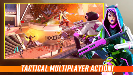Shadowgun War Games - Online PvP FPS Image 4