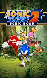 Sonic Dash 2: Sonic Boom Image 1