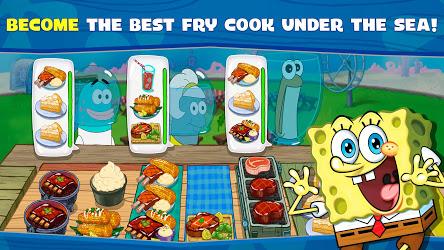 Spongebob: Krusty Cook-Off Image 1