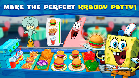 Spongebob: Krusty Cook-Off Image 2