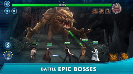 Star Wars: Galaxy of Heroes Image 4