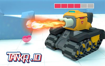 Tankr.io - Tank Realtime Battle Image 1