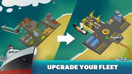 Transit King Tycoon - Seaport and Trucks Image 3