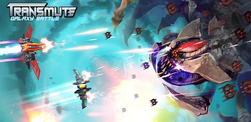 Transmute: Galaxy Battle Image 1