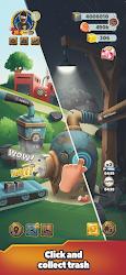Trash Tycoon: idle clicker & simulator & business Image 1